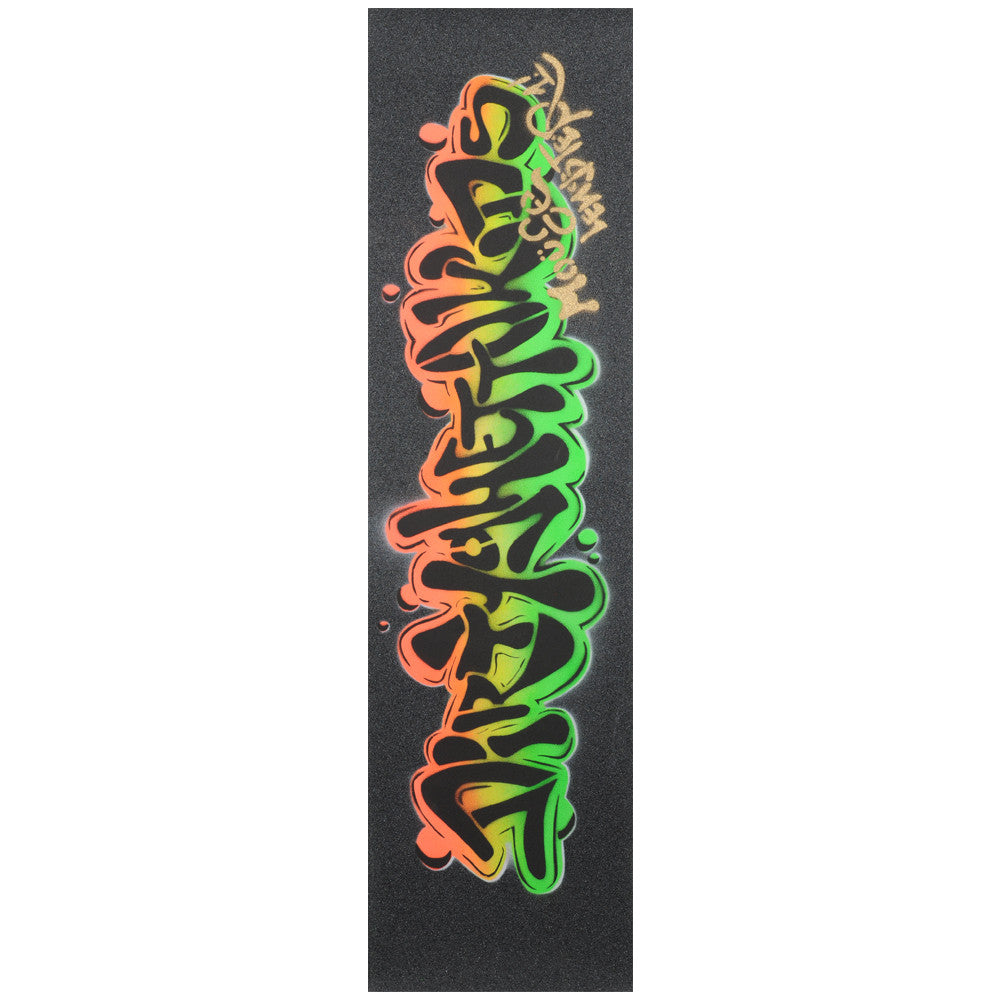 DGK Lenny x Mouse Graff Skateboard Griptape - Black (1 Sheet)