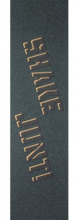 Shake Junt Skateboard Griptape - Black/Orange (1 Sheet)