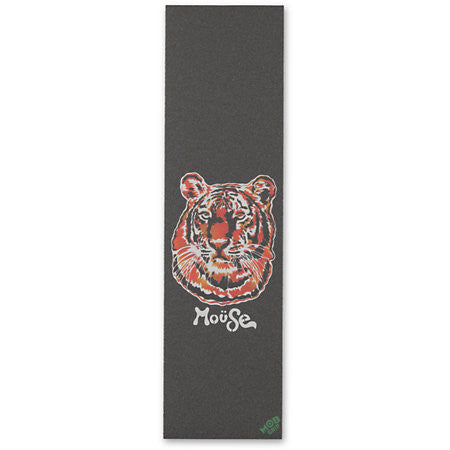Mob Mouse Tiger Skateboard Griptape - 9in x 33in (1 Sheet)