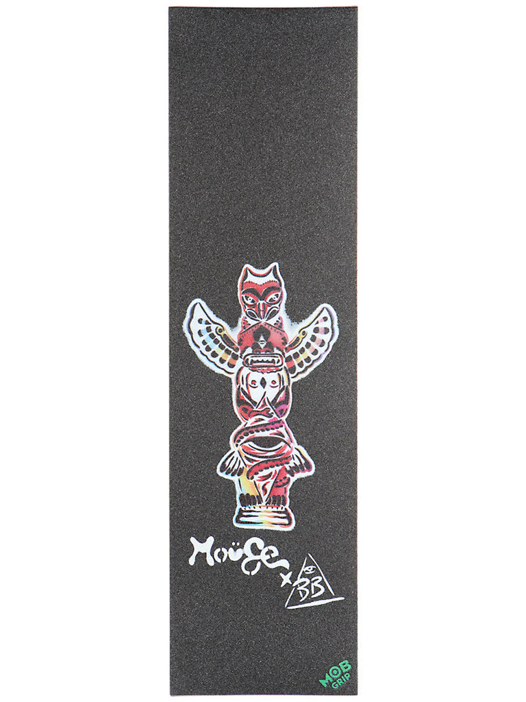 Mob Mouse Totem Skateboard Griptape - 9in x 33in (1 Sheet)
