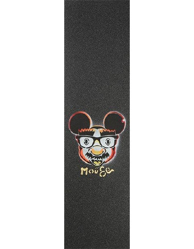 Mouse Disguise Hand Sprayed - Mob - 9in x 33in - Skateboard Griptape (1 Sheet)