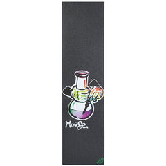 Mob Mouse Bong Hand Sprayed 9in x 33in Skateboard Griptape (1 Sheet)