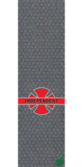 Mob Independent Platinum  9in x 33in Skateboard Griptape - Black (1 Sheet)