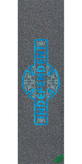 Mob Independent Custom O.G.B.C.  9in x 33in Skateboard Griptape - Black (1 Sheet)