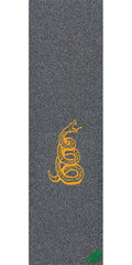 Mob Independent Strike Graphic 9in x 33in Skateboard Griptape - Black (1 Sheet)