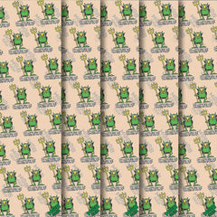 Mob Creature Beezlebub Skateboard Griptape - 9in x 33in - Clear (1 Sheet)