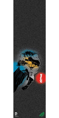Mob Almost Dark Knight Returns Graphic 9in x 33in Skateboard Griptape - Black (1 Sheet)