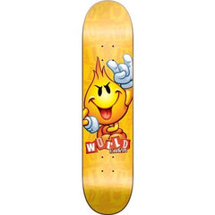 World Industries Ransom Flameboy Complete Skateboard - 7.6 - Orange