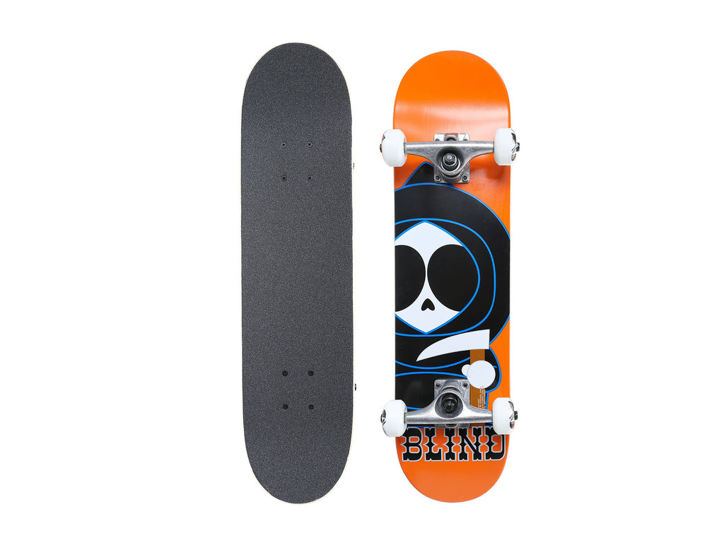 Blind Classic Kenny Youth Complete Skateboard - 7 - Orange