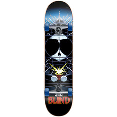 Blind Kingpin Kenny Complete Skateboard - 6.75 - Black/Red