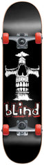 Blind Eternal Cross Complete Skateboard - 7.8 - Black