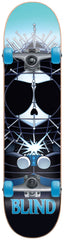 Blind Kingpin Kenny Complete Skateboard - 6.75 - Black/Blue
