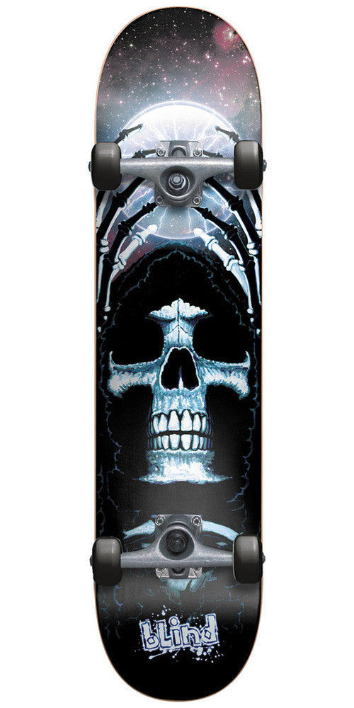 Blind Reaper Cross - Black - 8.0in - Complete Skateboard