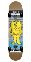 Blind Looney Monster Complete Skateboard - 7.5 - Gold