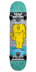 Blind Looney Monster Complete Skateboard - Aqua/Blue - 7.5