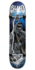 Blind Reaper Scream Complete Skateboard - Blue/Black - 7.6