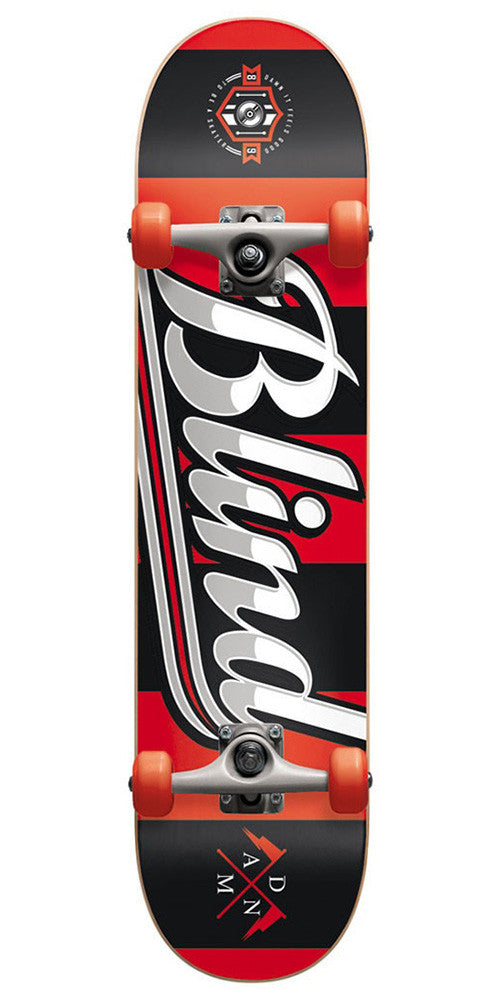 Blind Rugby Complete Skateboard - Red - 6.75