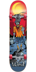 Blind DIRTS Odd Zombie Youth Complete Skateboard - Multi - 7.375in