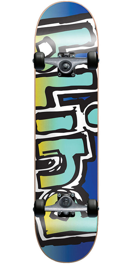 Blind OG Matte Complete Skateboard - Blue/Green - 8.0in