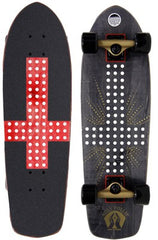 Alien Workshop Holy Roller Complete Skateboard - 8.5 - Black/Red