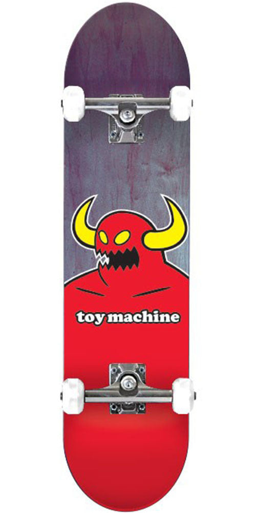 a2cece7c00a Toy Machine Monster Mini Complete Skateboard - Assorted - 7.375in x 29in.  Enlarge Image