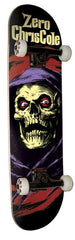 Zero Cole Horror - Black - 8.25in - Complete Skateboard