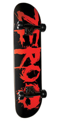 Zero Blood Complete Skateboard - Red - 7.625in