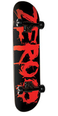 Zero Blood Youth Complete Skateboard - Red - 7.0in