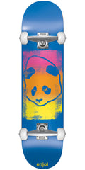 Enjoi Printhead Complete Skateboard - 7.6 - Blue