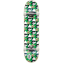 Enjoi Moneybags Complete Skateboard - Green - 7.9in