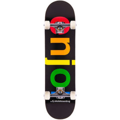 Enjoi Spectrum Complete Skateboard - Black - 7.75in