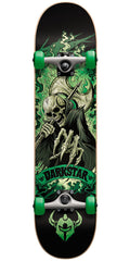 Darkstar Death FP Complete Skateboard - 7.9 - Green