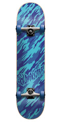Darkstar Camo Youth FP Complete Skateboard - 7.0 - Aqua