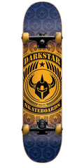 Darkstar Revolt Youth Complete Skateboard - Orange - 7.25in
