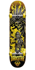 Darkstar Torch Youth Complete Skateboard - Yellow - 6.75in