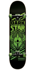 Darkstar Army FP Complete Skateboard - Neon Green - 7.5in