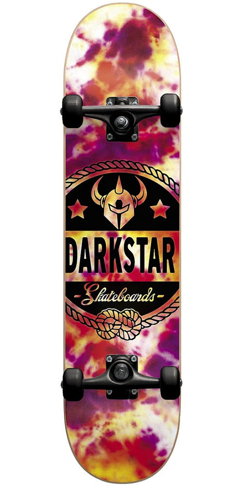 Darkstar General FP Complete Skateboard - Tie Dye - 7.875in