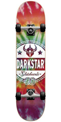 Darkstar General Youth Micro Complete Skateboard - Tie Dye - 6.75in