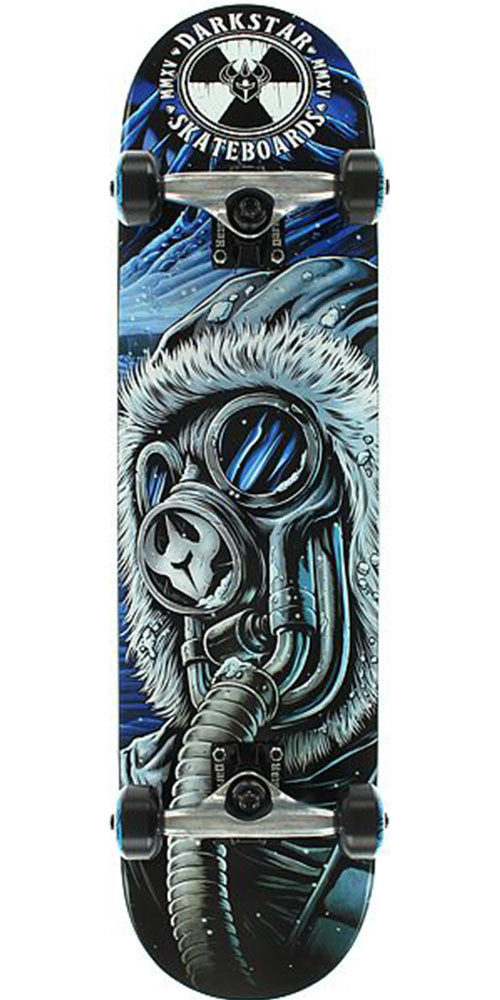 Darkstar Storm FP Complete Skateboard - Blue - 7.625in