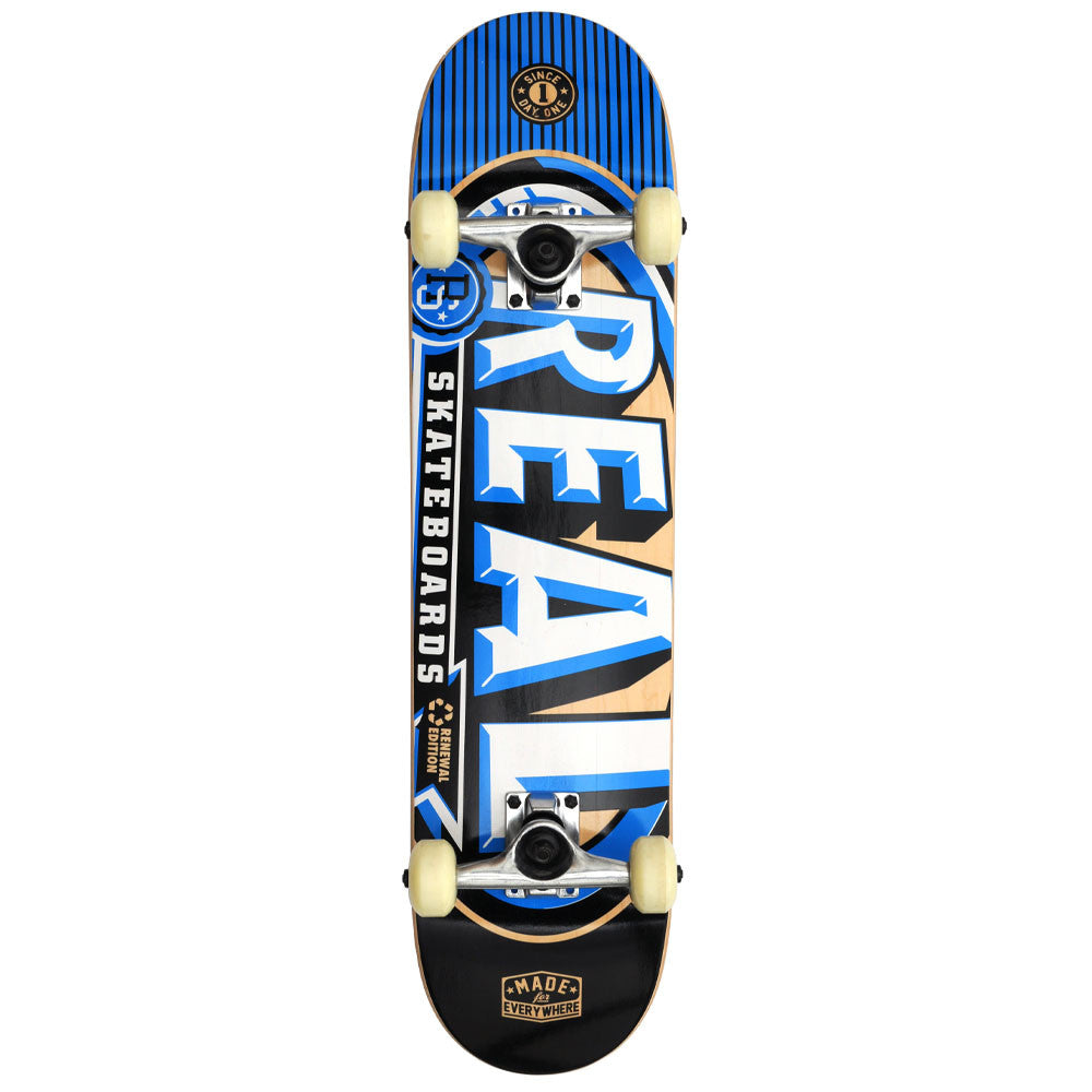 Real PP MVP Small Complete Skateboard - 7.56