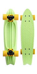 Globe Bantam ST Complete Skateboard - 6 x 23 - Lime/Black/Yellow