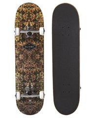 Globe Full On Complete Skateboard - 7.9 x 31.25 - Dead Flowers