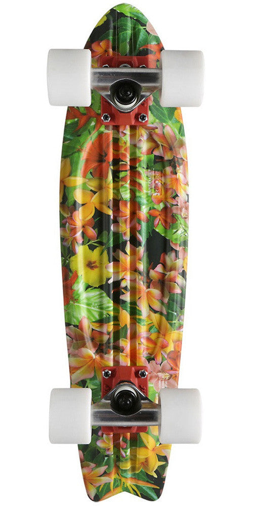 Globe Bantam Graphic ST Complete Skateboard - 6 x 23 - Tropical