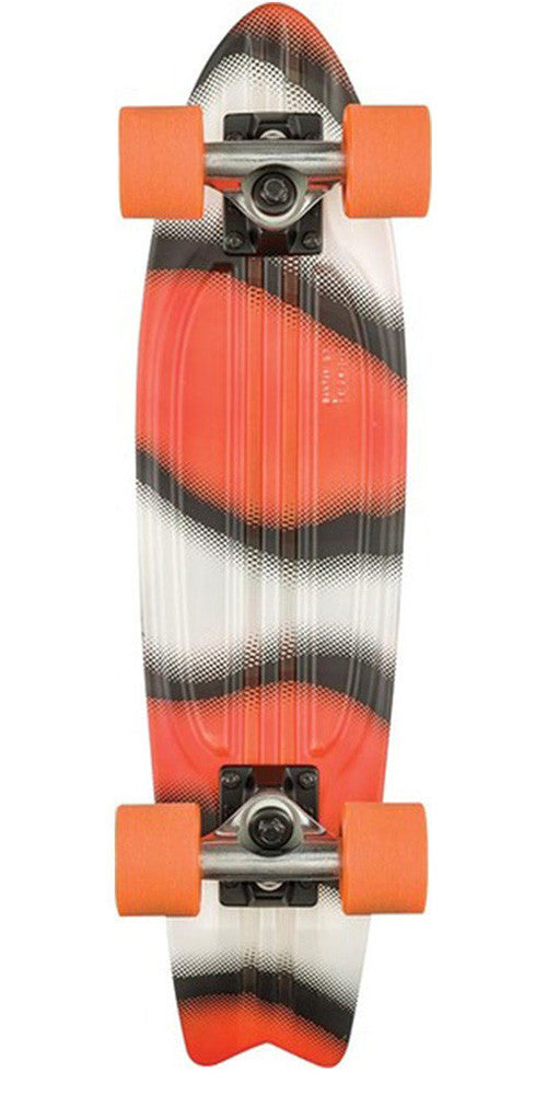Globe Bantam Graphics ST Complete Skateboard - 23.0in - Clown Fish