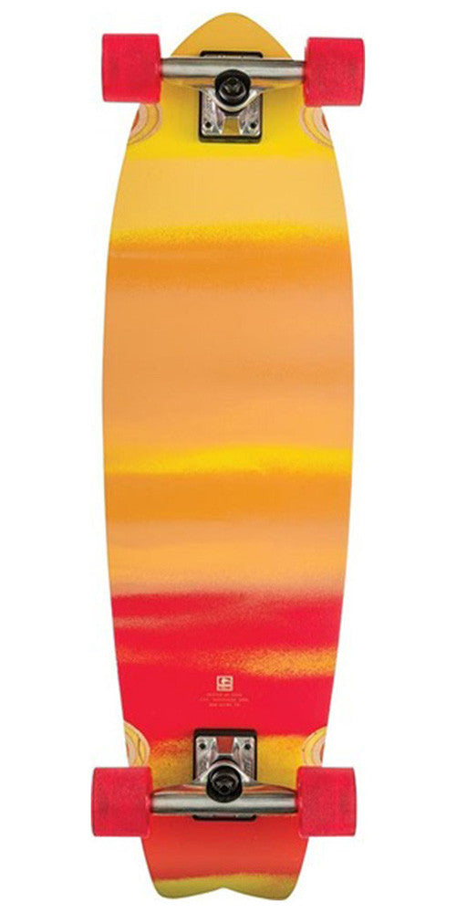Globe Chromantic Complete Skateboard - Tequila - 9.75in x 33.0in
