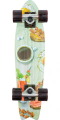 Globe Bantam Graphic ST Complete Skateboard - Breakkie - 6.0in x 23.0in