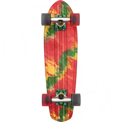 Globe Bantam Graphic Complete Skateboard - Rasta Fire - 24.0in