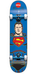 Almost Mullen Superman - Blue - 7.75 - Complete Skateboard