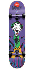 Almost Daewon Song Joker Complete Skateboard - Purple - 7.75