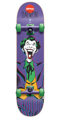 Almost Daewon Song Joker Micro Complete Skateboard - Purple - 6.75